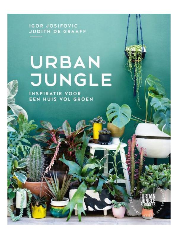 Shop Boek Urban Jungle interieur droomhuis